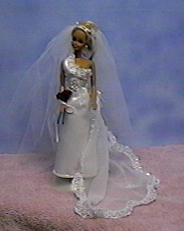 """Caress"",  Bride,   #4002   $11.95"