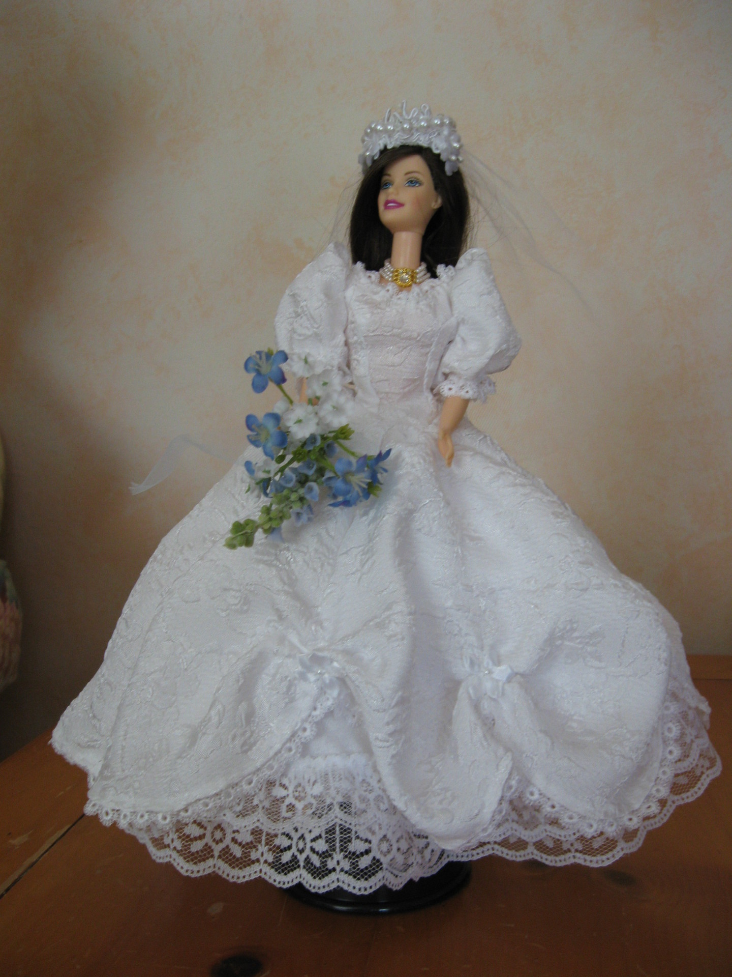 """Charm "",  bride,  #4004  $12.95"