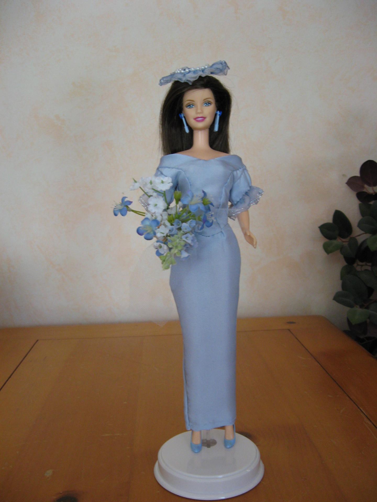 """Charm"", bridesmaid,  #4008 $12.95"