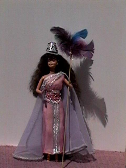 """""""Queen of Sheba"""", View B,  #0702  $11.95"""