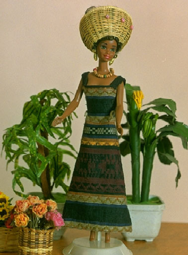 """Zulu Princess"", View B  #0704  $11.95"