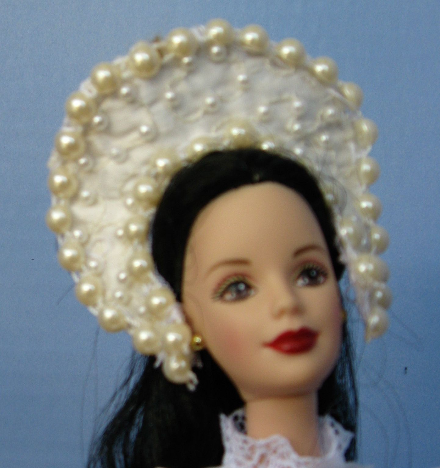 """""""Shakespeare Chic"""", French Hood, #0159  $10.95"""