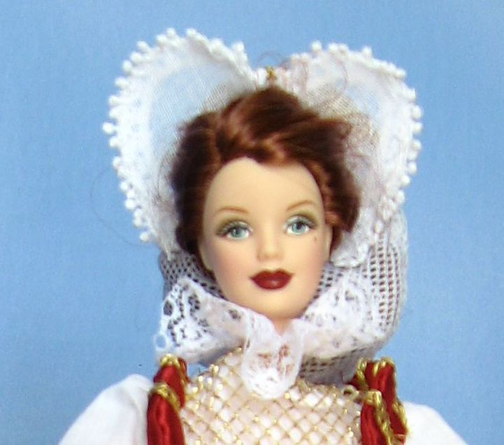 """""""Shakespeare Chic"""" Hat Collection, Attifet view #0159, $10.95"""