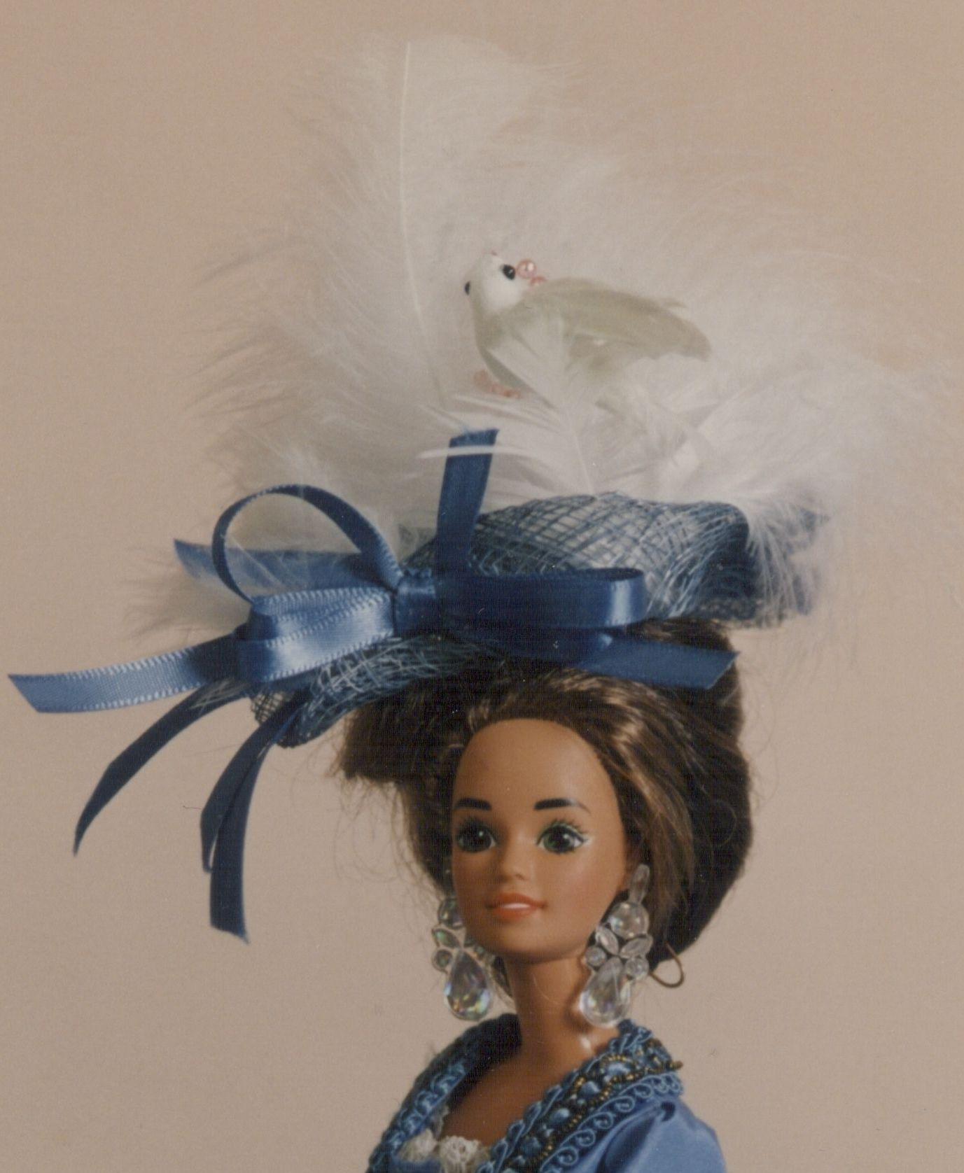 """"""" Chateau Chapeau"""" Hat Collection, #0153  $8.95"""