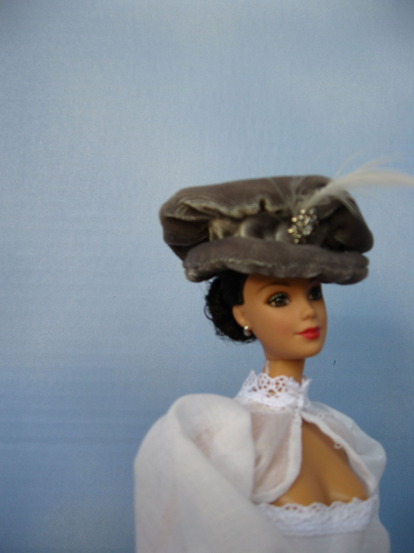 """Shakespeare Chic"", Flat Hat  #0159  $10.95"