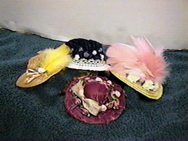 Edwina Hats  #0157      $9.95