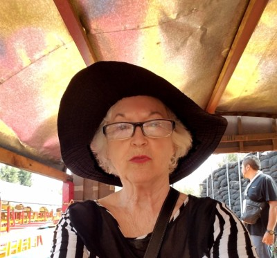 Mature Fashion:  Mexico City Adventures