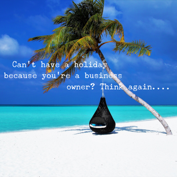 Cinders....you CAN have a holiday this year!