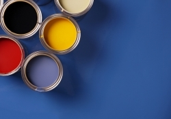 Experiance in home decorating and colour design