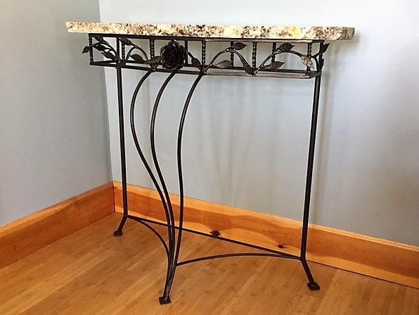 Romance Foyer Table