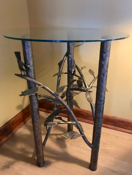 Woodland Paradise Occasional Table