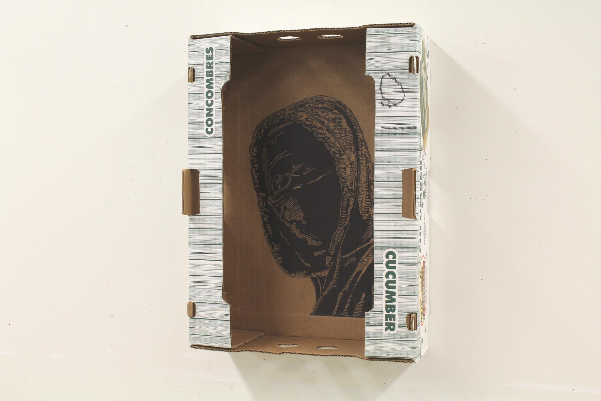 Boxed II, 2016