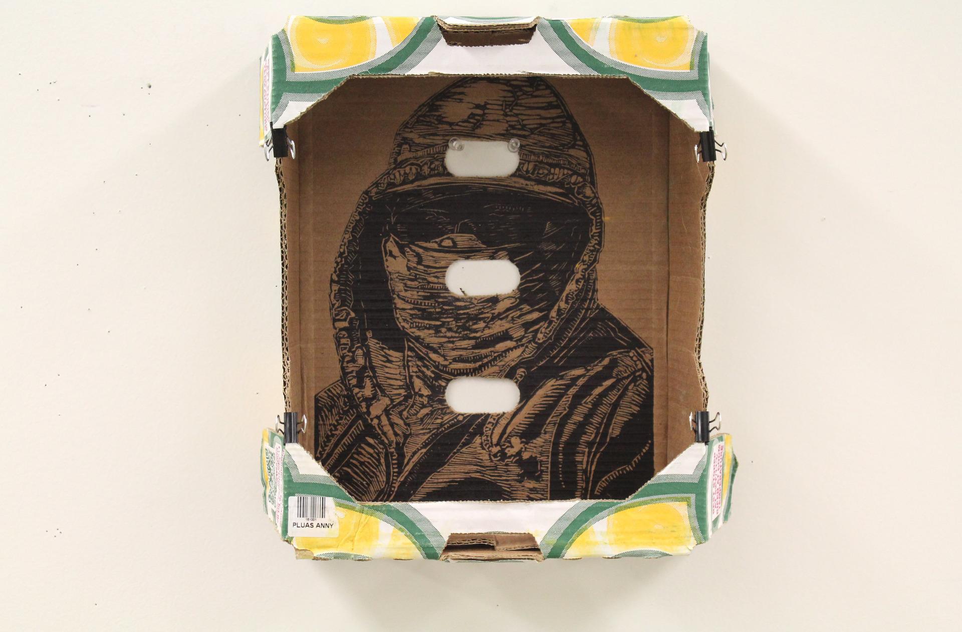 Boxed III, 2016