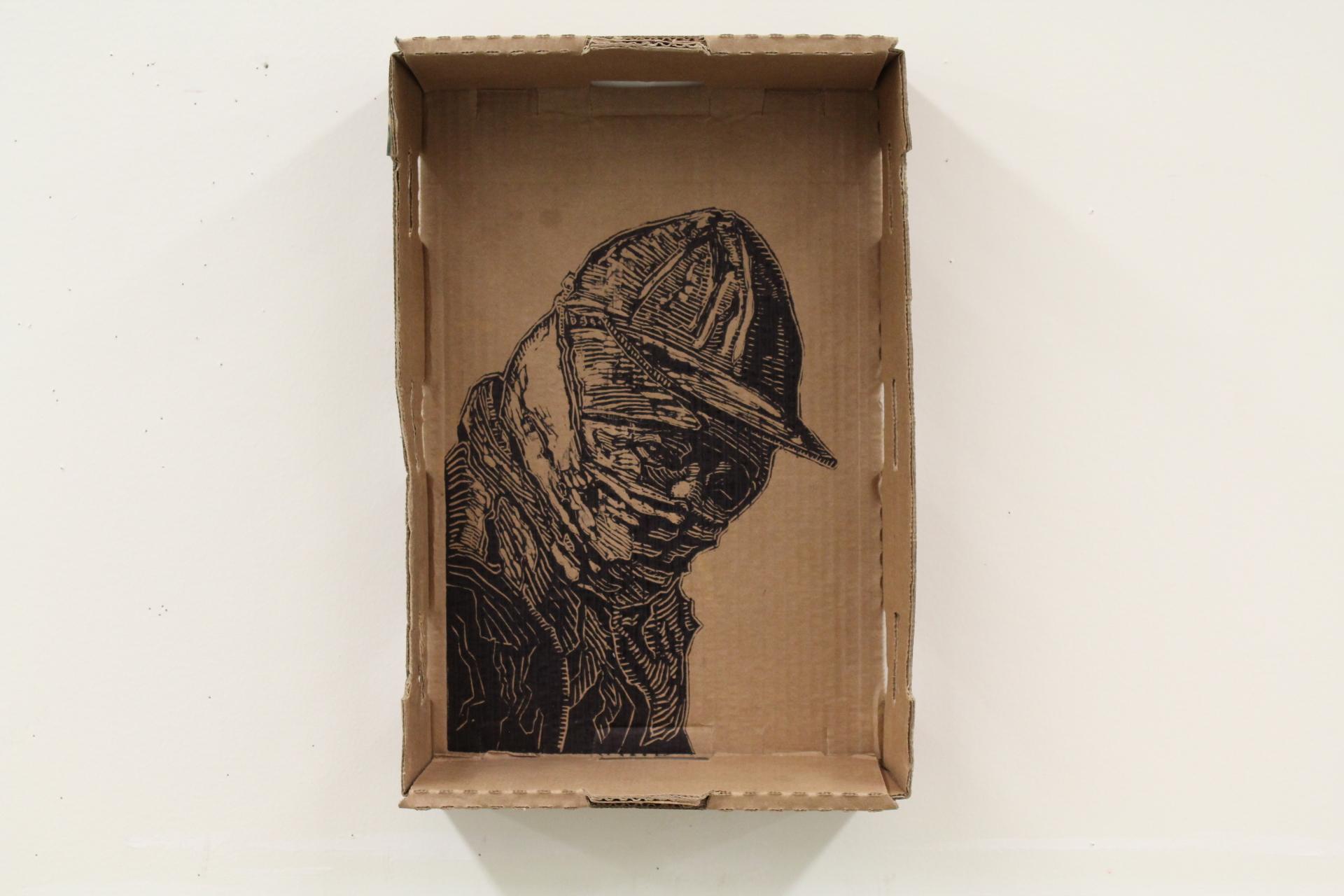 Boxed VI, 2016