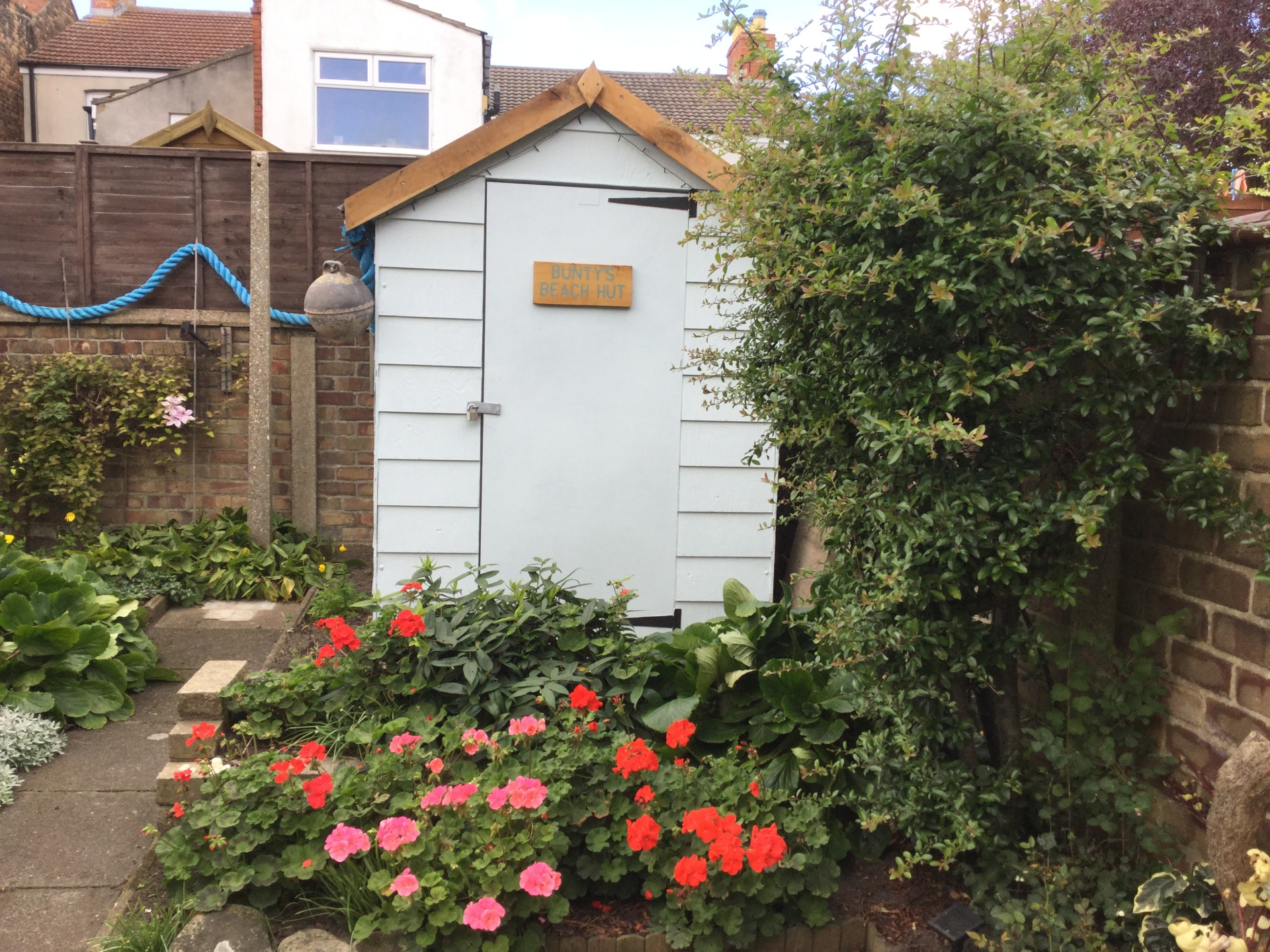 Bunty's Shed