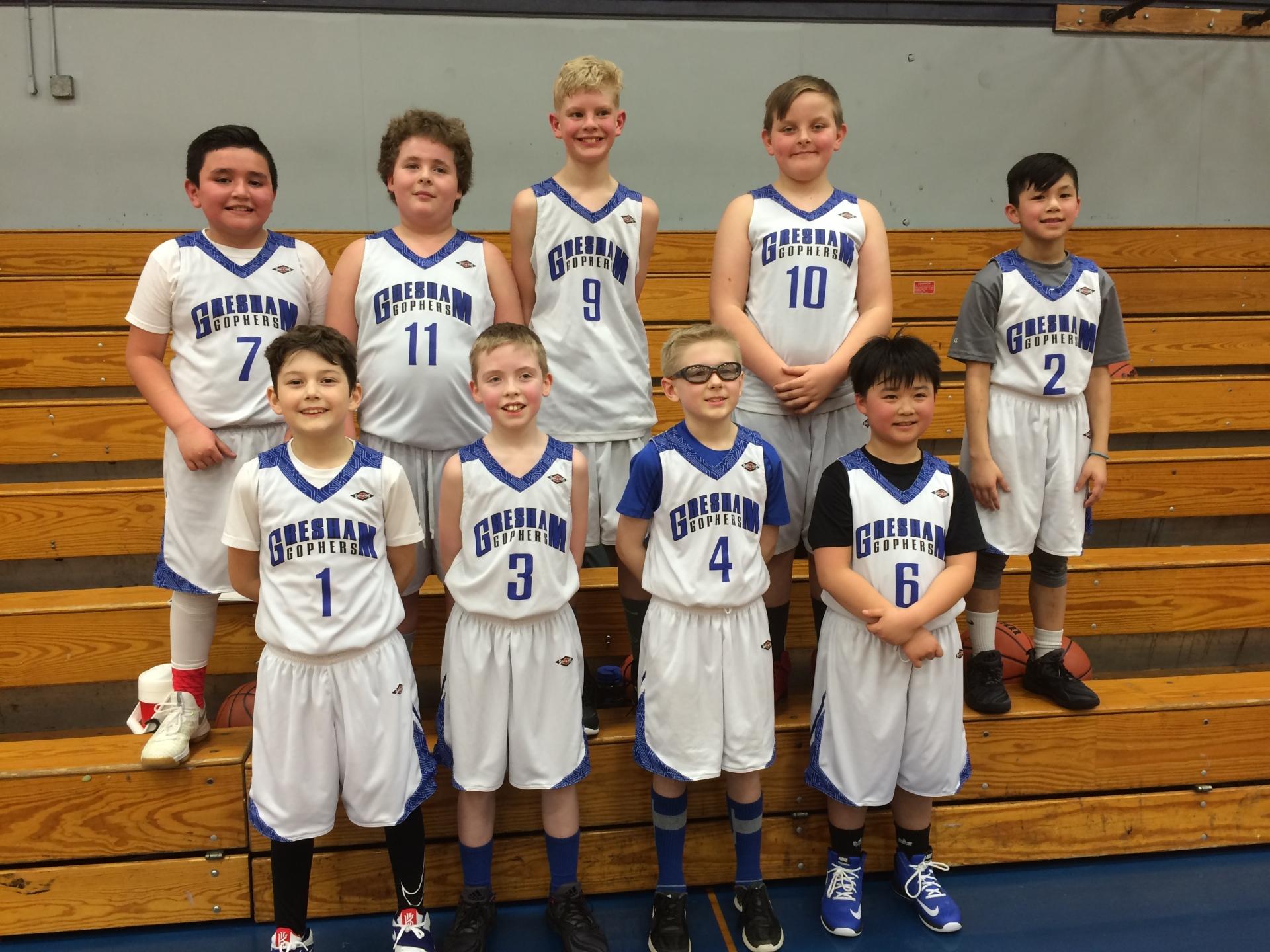 2016-117 4th Grade Team