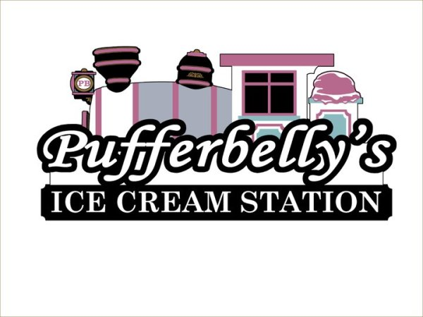 Pufferbelly's Ice Cream Station