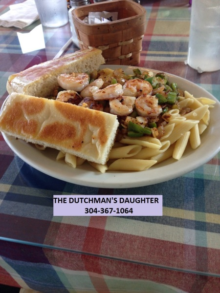 Dutchman's Daughter