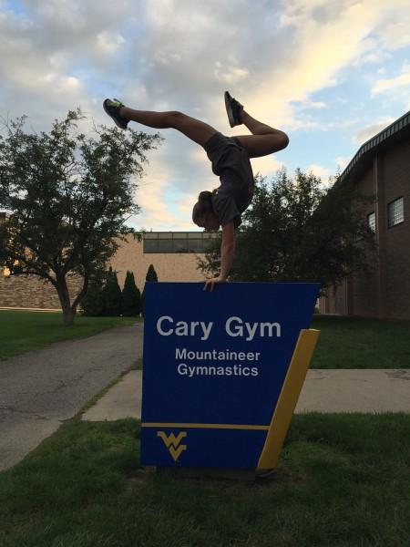 Home Gym of WVU