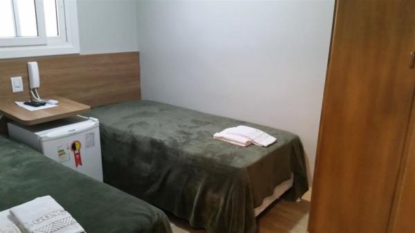 Apartamento Standard Duplo Hotel Gonçalves