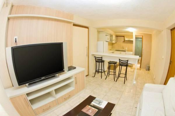 Suíte Apartamento 100 Hotel Gonçalves