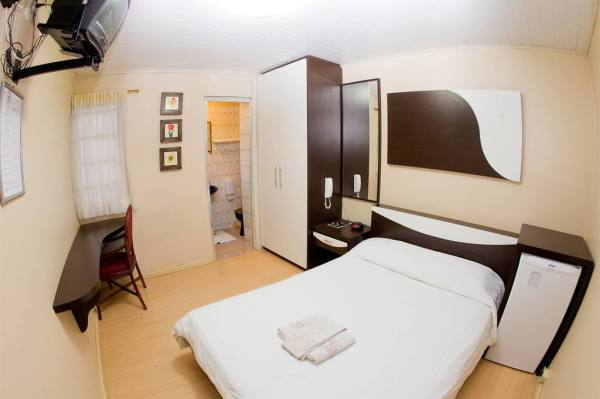 Apartamento Standard Simples Hotel Gonçalves