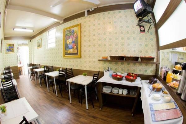 Café da manhã Hotel Gonçalves