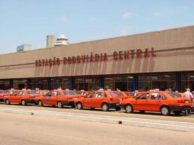 Estação Rodoviária Central de Porto Alegre