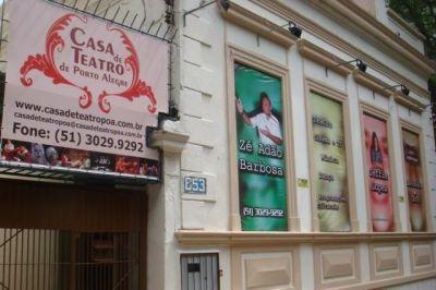 Casa de Teatro Porto Alegre