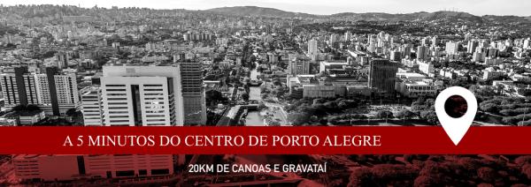 Melhor localização no centro de Porto Alegre