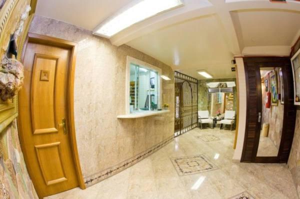 Recepção Hotel Gonçalves