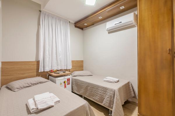Apartamento Standard Duplo Gonçalves