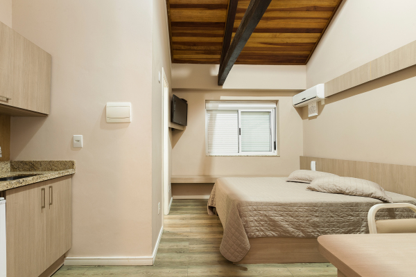 Apartamento Standard Hotel Gonçalves Porto Alegre