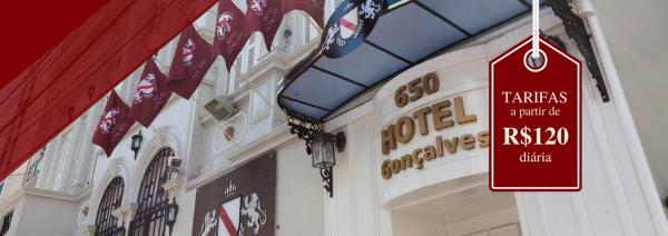 Promoção de Hotel em Porto Alegre