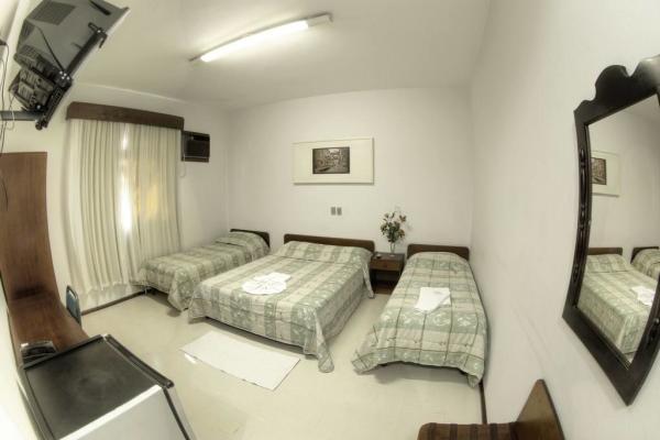 Suíte Luxo Hotel Gonçalves