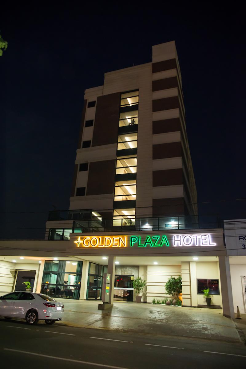 golden plaza hotel em porto velho - ro