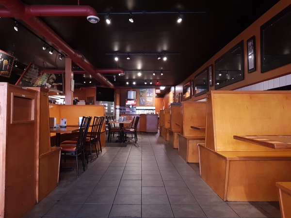Vancouver Dining area