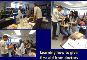 medical school summer camp Toronto canada