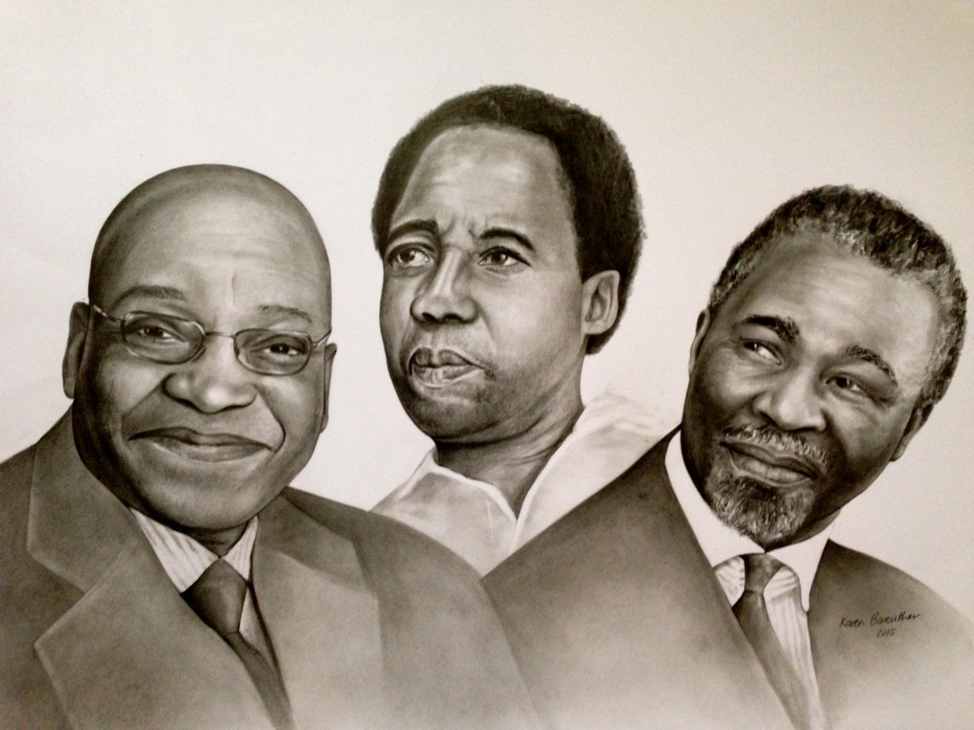 Struggle Heroes, pencil