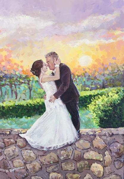 bellamour painting