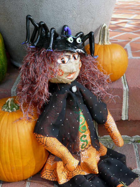 Little Miss Muffet's Birthday is October 31st