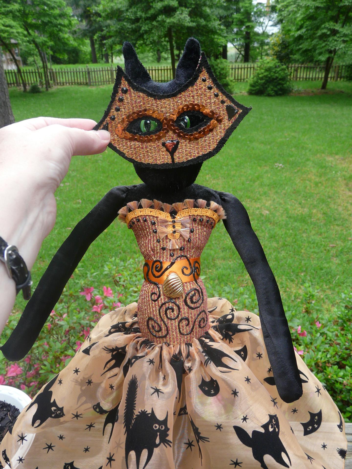 Miss Halloween Kitty