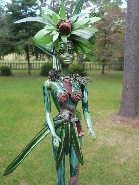 Woodland Barbie