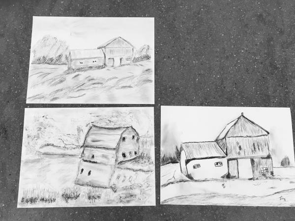 Barn Drawings