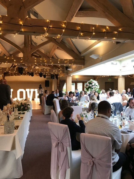 5 Drinks Reception ideas for your wedding in Manchester!