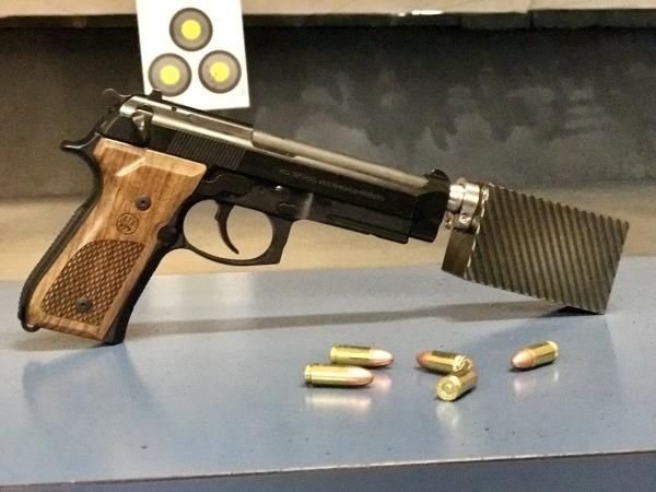 Beretta 92 CPS