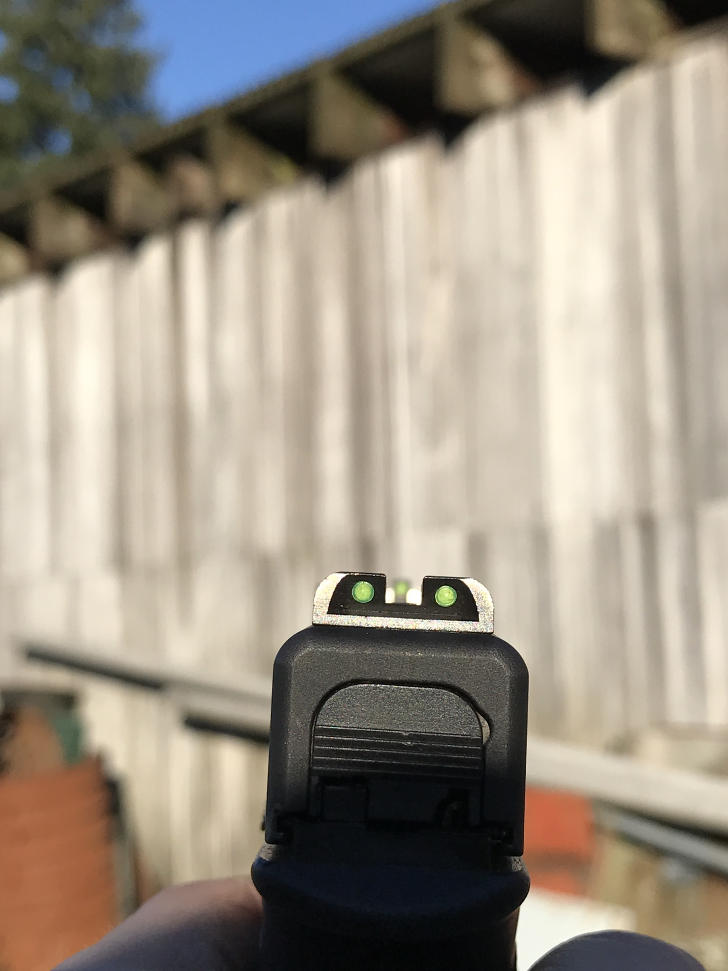 Glock 19 Sights CPS