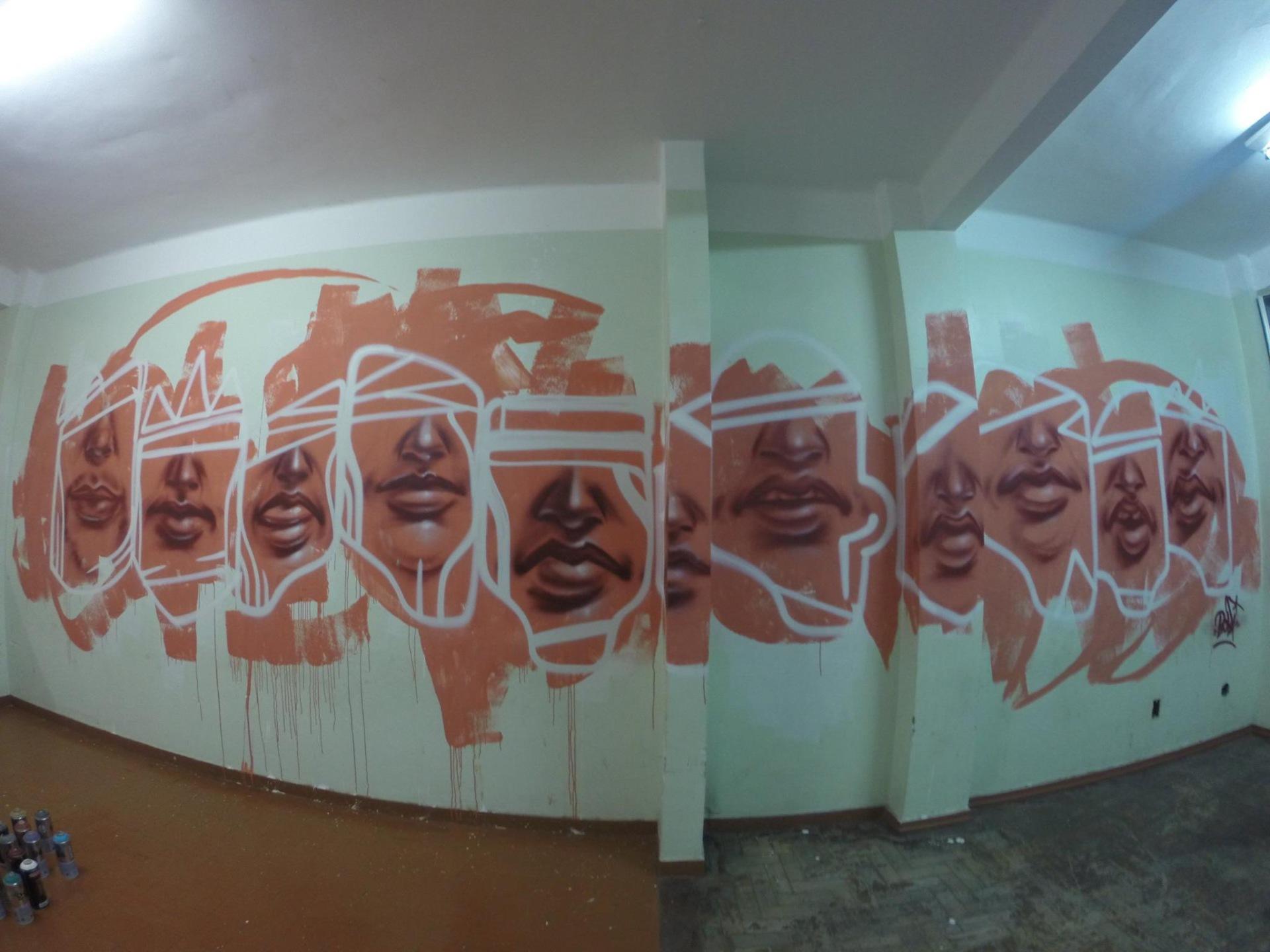 Hotel da Loucura - Engenho de Dentro - RJ