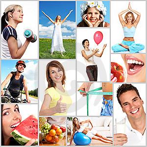 an all approach towards healthy living