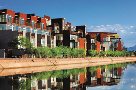Scottsdale Waterfront Housing